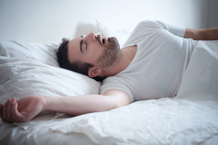 Top 10 Warning Signs of Sleep Apnea