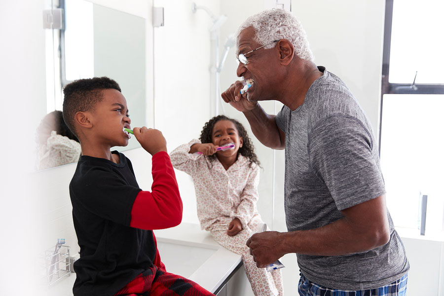 The Importance of Good Oral Hygiene for Older Adults